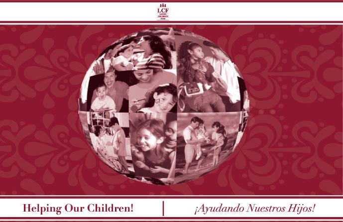 Latino Children's Fund | LCF | Children's Foundation | Los Angeles
